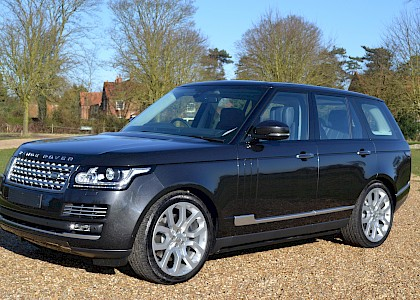 2014/64 Range Rover 5.0 Supercharge V8 Autobiography