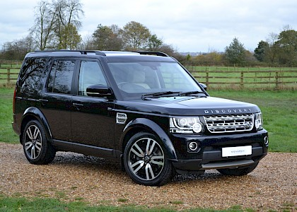 Land Rover Discover HSE Luxury 3.0 SDV6