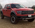 Ford Raptor 6.2 SVT 1