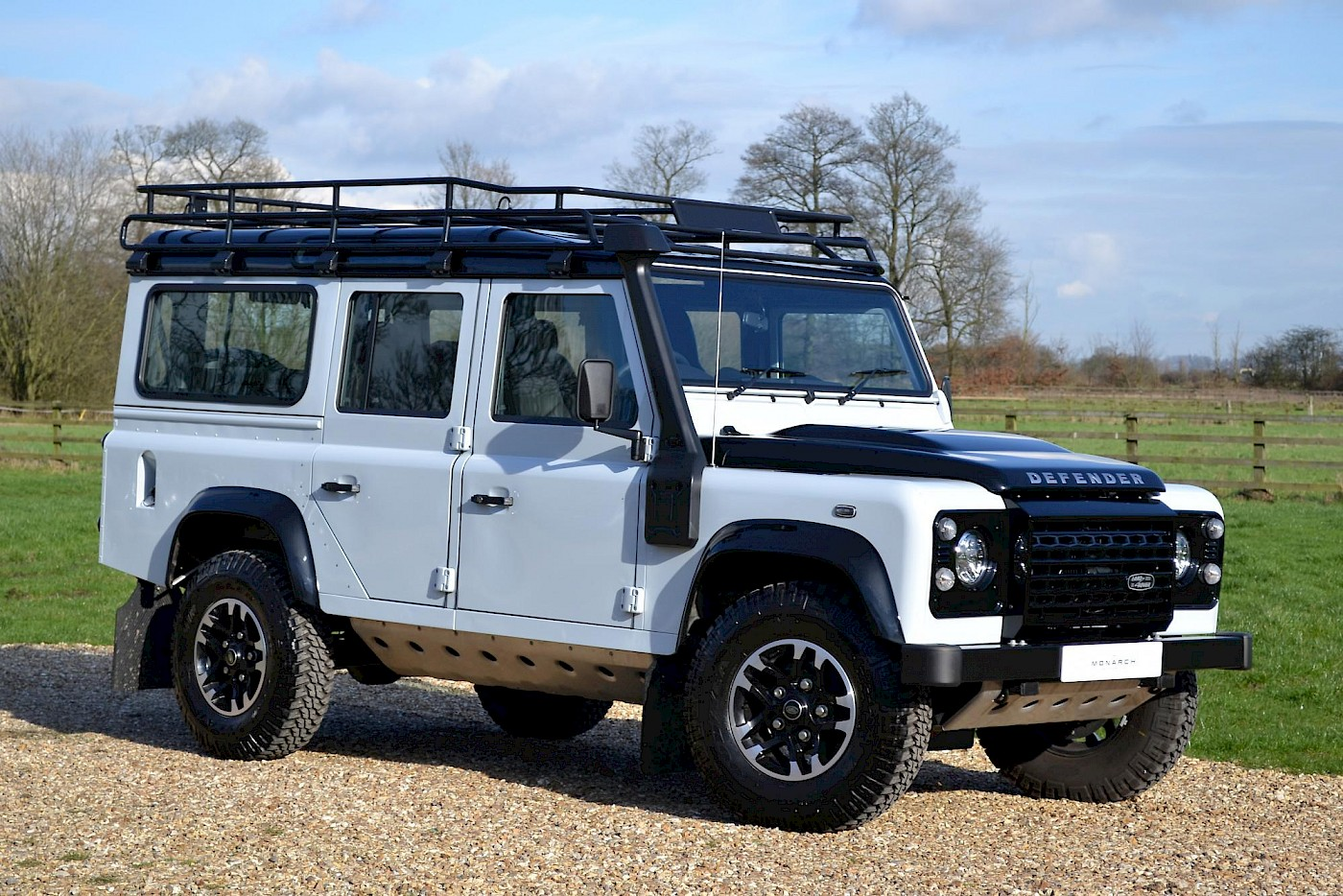 2015/65 Land Rover Defender 2.2TD 110 Adventure Limited Edition 2