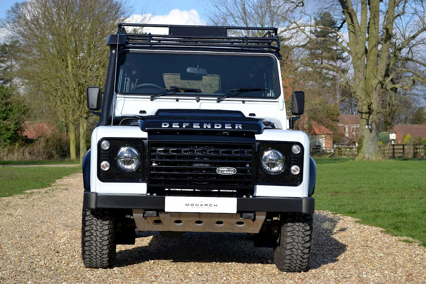 2015/65 Land Rover Defender 2.2TD 110 Adventure Limited Edition 5