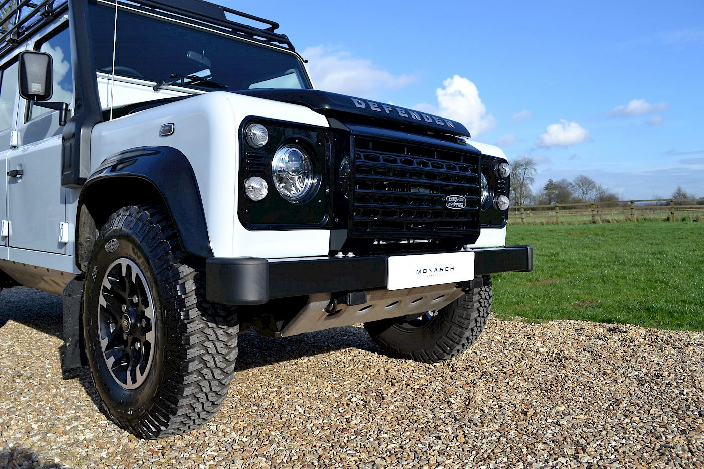 2015/65 Land Rover Defender 2.2TD 110 Adventure Limited Edition 10