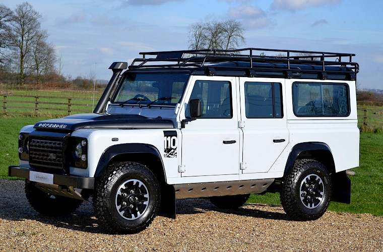 2015/65 Land Rover Defender 2.2TD 110 Adventure Limited Edition 1