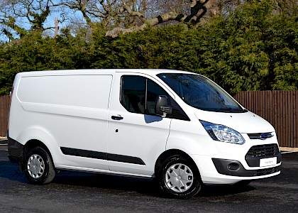 2016/16 Ford Transit Custom Trend 290 2.2TDCI 125 ps with A/C