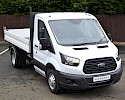 2017/17 Ford Transit 350 Tipper 2.0TDCI 130ps 2