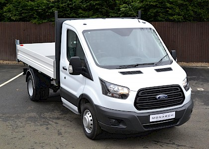 2017/17 Ford Transit 350 Tipper 2.0TDCI 130ps