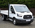 2017/17 Ford Transit 350 Tipper 2.0TDCI 130ps 4
