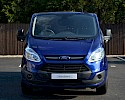 2016/16 Ford Transit Custom Trend 290 2.2TDCI 125 ps with A/C Deep impact blue 5