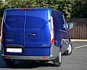 2016/16 Ford Transit Custom Trend 290 2.2TDCI 125 ps with A/C Deep impact blue 4