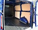 2016/16 Ford Transit Custom Trend 290 2.2TDCI 125 ps with A/C Deep impact blue 9