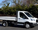 2016/66 Ford Transit 350 Tipper 2.2TDCI 125ps White 2