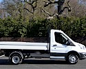 2016/66 Ford Transit 350 Tipper 2.2TDCI 125ps White 4