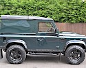 2016/16 Monarch BESPOKE Land Rover Defender Hard Top 2.2TD XS 4