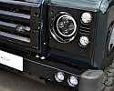 2016/16 Monarch BESPOKE Land Rover Defender Hard Top 2.2TD XS 10