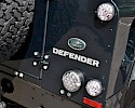 2016/16 Monarch BESPOKE Land Rover Defender Hard Top 2.2TD XS 14