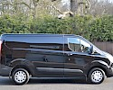 2016/16 Ford Transit Custom Trend 290 2.2TDCI 125 ps with A/C Panther black 2