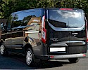 2016/16 Ford Transit Custom Trend 290 2.2TDCI 125 ps with A/C Panther black 4