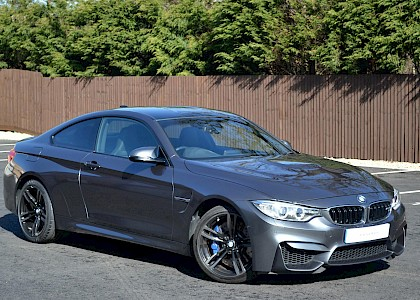 2015/64 BMW M4 DCT Coupe