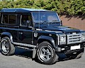 2012/62 Land Rover Defender 90 XS Genuine Twisted P10 conversion 1
