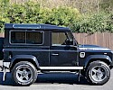 2012/62 Land Rover Defender 90 XS Genuine Twisted P10 conversion 2