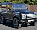 2012/62 Land Rover Defender 90 XS Genuine Twisted P10 conversion 5