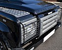 2012/62 Land Rover Defender 90 XS Genuine Twisted P10 conversion 7