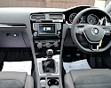 2016/16 Volkswagen Golf 1.6TDI 105ps Bluemotion Highline 5 Door Black Metallic 8