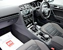 2016/16 Volkswagen Golf 1.6TDI 105ps Bluemotion Highline 5 Door Black Metallic 7