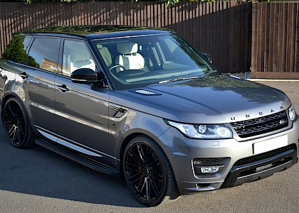 2014/64 Land Rover Range Rover Sport 5.0 Supercharge URBAN RRS