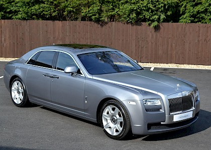 2012/12 Rolls-Royce Ghost
