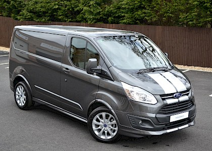 2016/16 Ford Transit Custom Sport 2.2TDCI 155ps Magnetic Grey