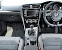 2016/16 Volkswagen Golf 1.6TDI 105ps Bluemotion Highline 5 Door Red Metallic 9