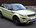 2013/13 Land Rover Range Rover Evoque SD4 Dynamic Luxury pack 1