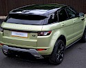 2013/13 Land Rover Range Rover Evoque SD4 Dynamic Luxury pack 3