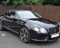 2013/13 Bentley GTC 4.0 V8 Milliner Driving specification 11