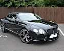 2013/13 Bentley GTC 4.0 V8 Milliner Driving specification 10