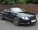 2013/13 Bentley GTC 4.0 V8 Milliner Driving specification 5