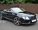 2013/13 Bentley GTC 4.0 V8 Milliner Driving specification 1