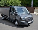 2017/17 Ford Transit 350 Tipper 2.0TDCI 130ps HIGH SIDE & TOOL BOX 1