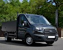 2017/17 Ford Transit 350 Tipper 2.0TDCI 130ps HIGH SIDE & TOOL BOX 3