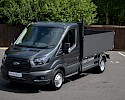 2017/17 Ford Transit 350 Tipper 2.0TDCI 130ps HIGH SIDE & TOOL BOX 2