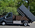 2017/17 Ford Transit 350 Tipper 2.0TDCI 130ps HIGH SIDE & TOOL BOX 10