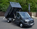 2017/17 Ford Transit 350 Tipper 2.0TDCI 130ps HIGH SIDE & TOOL BOX 24