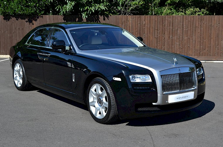 2011/60 Rolls Royce Ghost 5