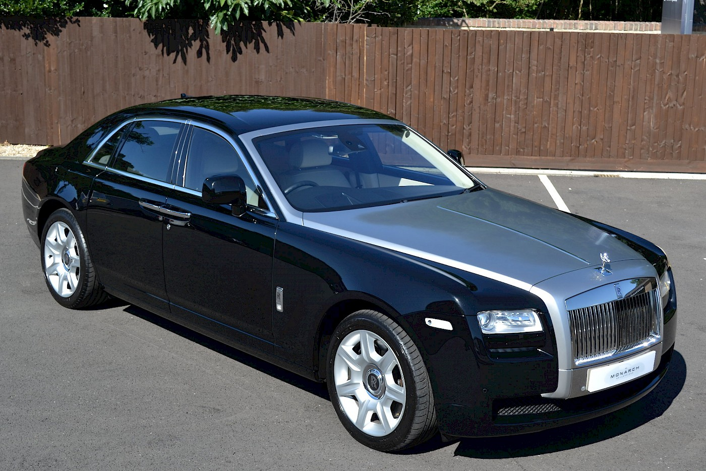 2011/60 Rolls Royce Ghost 2