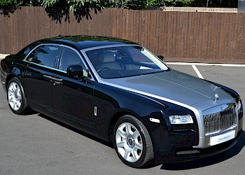 2011/60 Rolls Royce Ghost