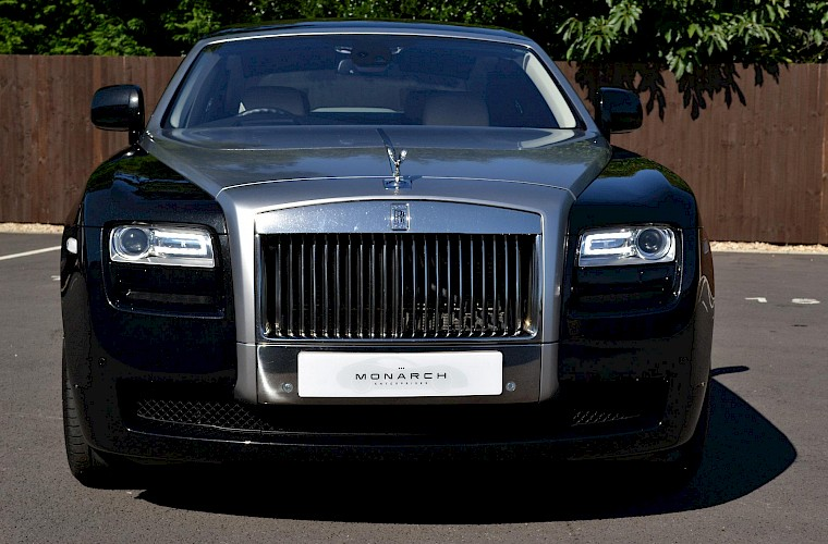 2011/60 Rolls Royce Ghost 4