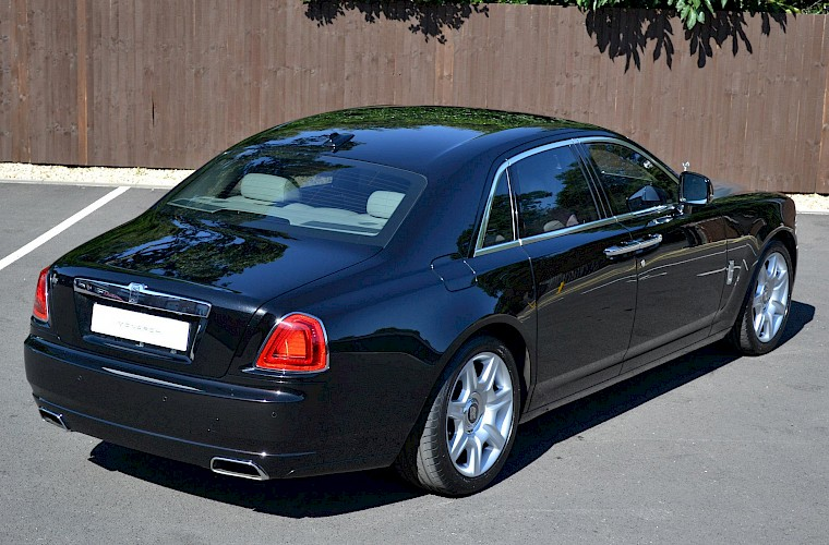 2011/60 Rolls Royce Ghost 3