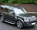 2014/63 Land Rover Discovery 4 HSE Luxury SDV6 1