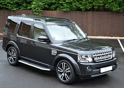2014/63 Land Rover Discovery 4 HSE Luxury SDV6